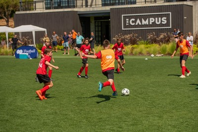 SOCCER CAMP WITH FOOTBALL ESCAPES 2021