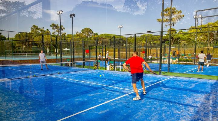 1st Padel Social League: All Levels