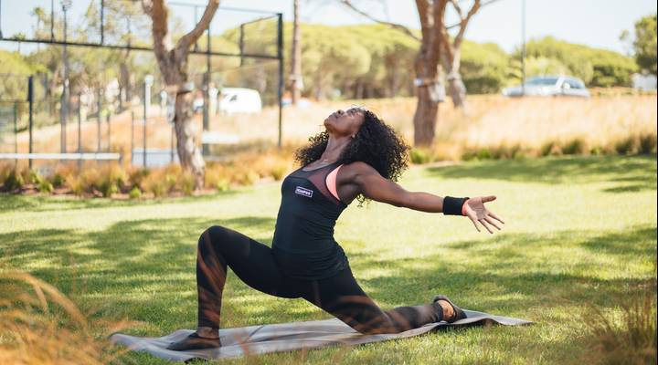 Yoga for Menopause and Hormone Balance Workshop