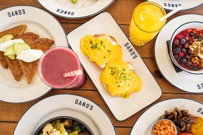 SUNDAY BRUNCH AT DANO'S