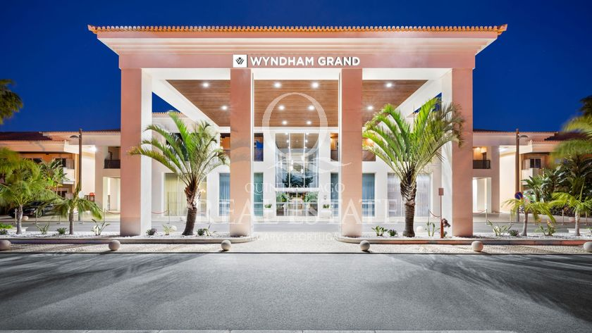 WYNDHAM GRAND ALGARVE TWO BEDROOMS RESIDENCE