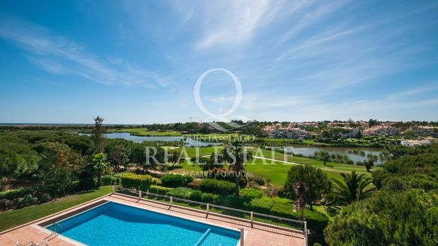 Classic architecture with views to the San Lorenzo Golf Course